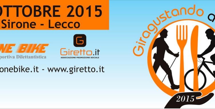 Giragustando a Sirone - 18 ottobre 2015